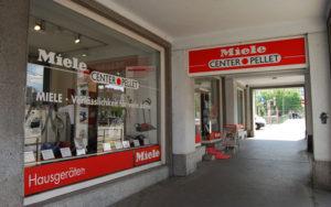 Miele Center Pellet Wien