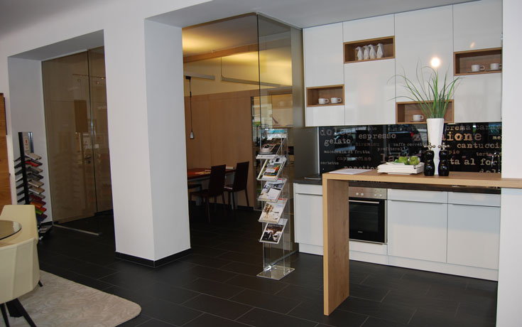 Küchenstudio mit Tischlerei in Wien