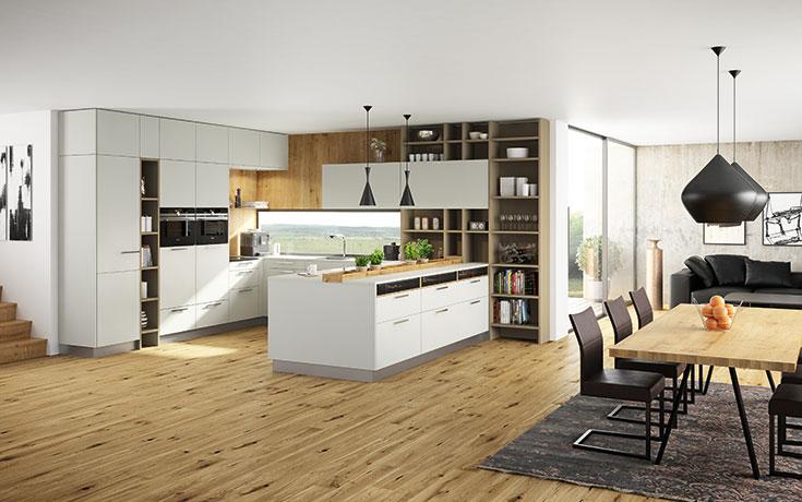 ewe Küche Tensa
